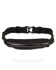 Mil-tec Сумка поясная MONEY BELT LYCRA Black