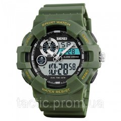 Часы Skmei 1312 army green